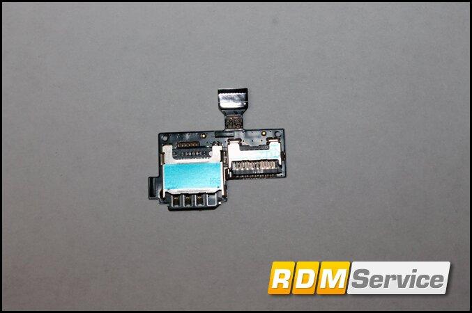 считыватель сим карты и карты памяти samsung galaxy s4 mini i9190