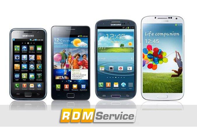 представители линейки Samsung Galaxy S