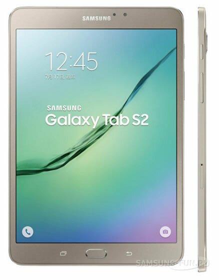 Samsung Galaxy Tab S 2