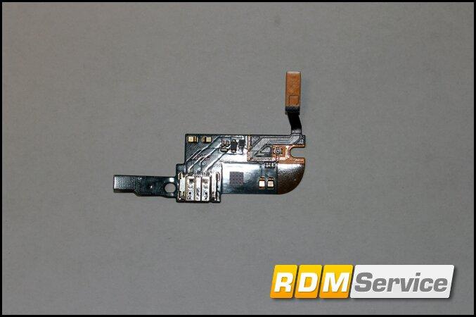 подложка в сборе с разъемом питания и микрофоном samsung galaxy premier i9260