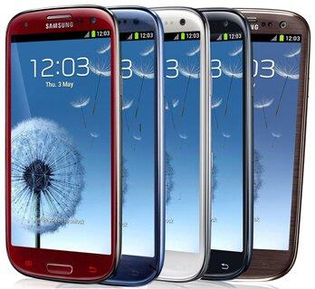 Обновление прошивки на Samsung