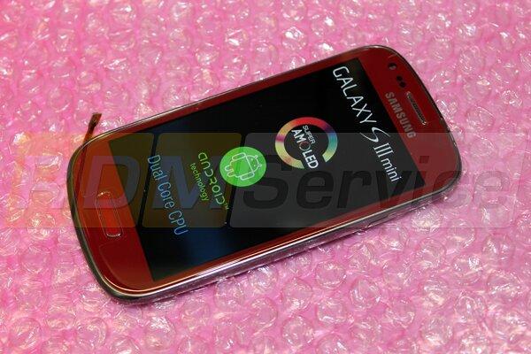 Оригинальный дисплейный модуль Samsung GalaxyS3 mini