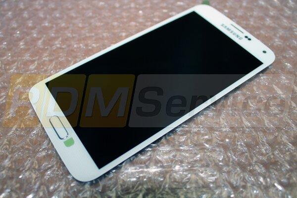 Оригинальный дисплей Samsung Galaxy S5 в сборе со стеклом