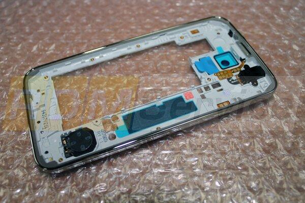 Задняя часть корпуса Samsung Galaxy S5