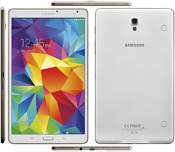 Обновление Samsung Galaxy Tab S 8.4 до версии Lollipop