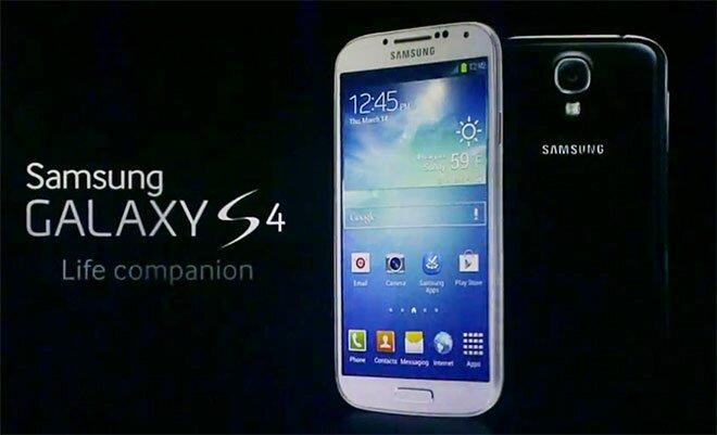 Самые распространенные проблемы Samsung Galaxy S4