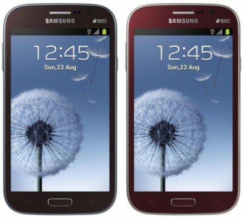 Samsung Galaxy Grand Duos появится в двух новых цветах!