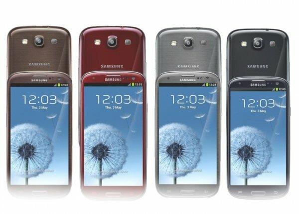 Samsung скоро расширит цветовую гамму Glaxy S4