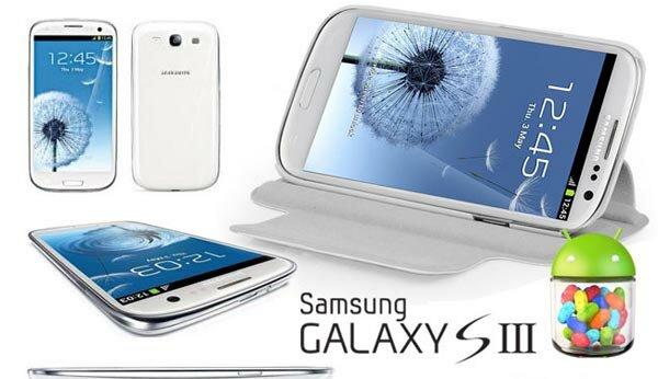 Android 4.3 для Samsung Galaxy S3